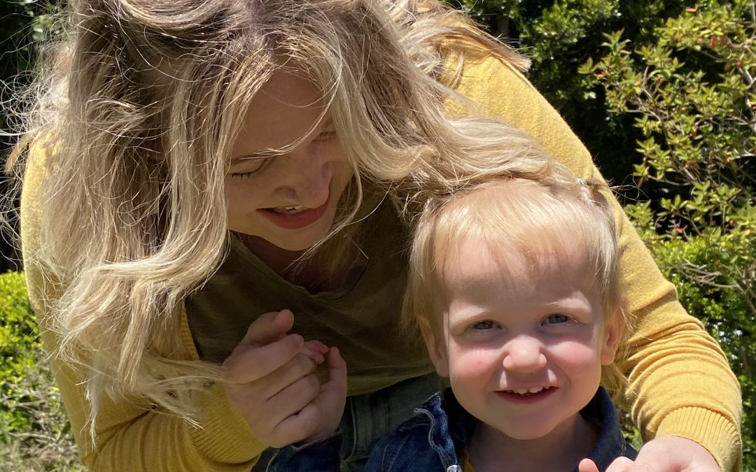 How to Survive a Toddler + Infant | and live to tell the tale